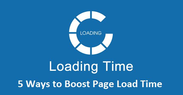 Page load time is a significant contributing factor to site traffic, conversion rate, and search ranking. Here are the 5 best ways to improve it.