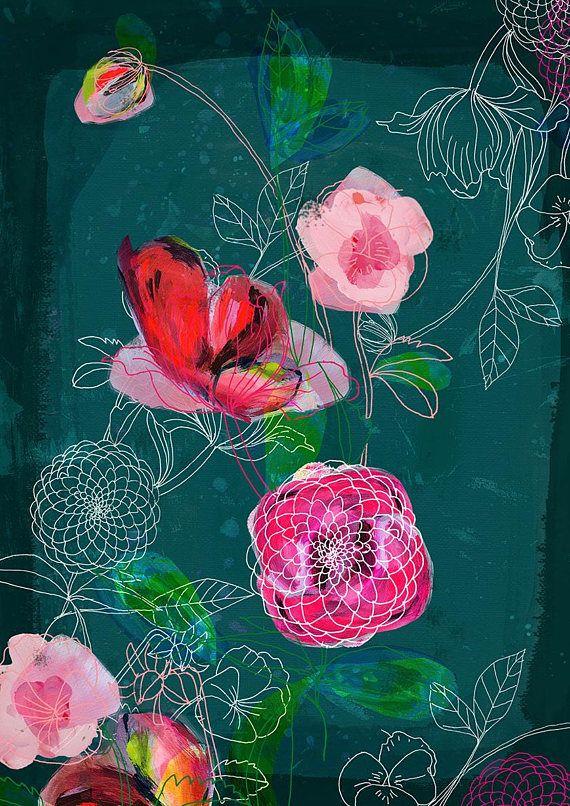 642 best A2:Art/Bloemen images on Pinterest | Flower ...