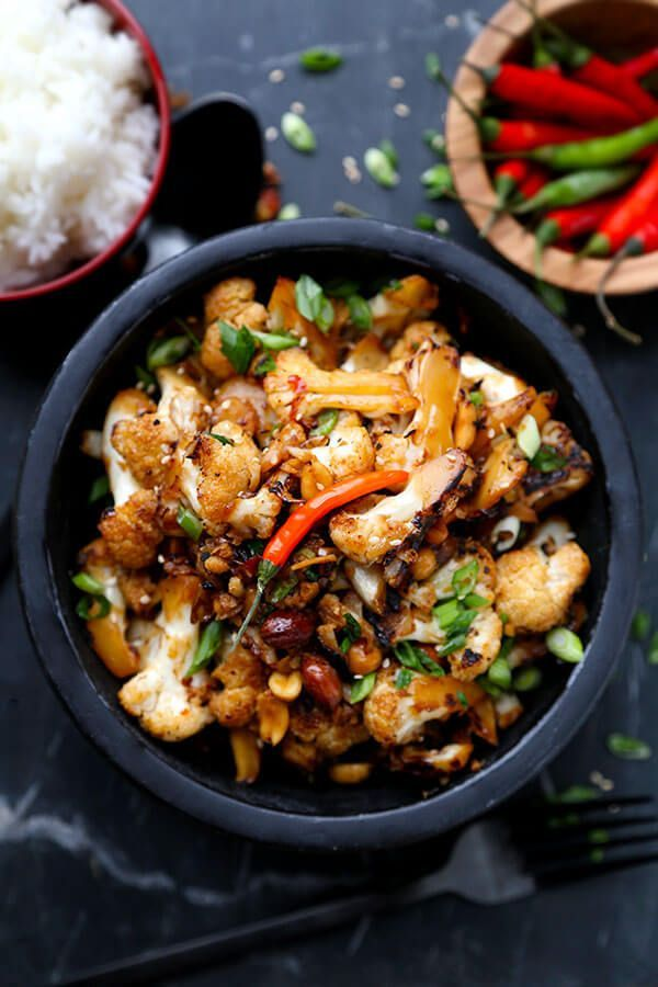 Kung Pao Cauliflower A Delicious Alternative To Classic Kung Pao