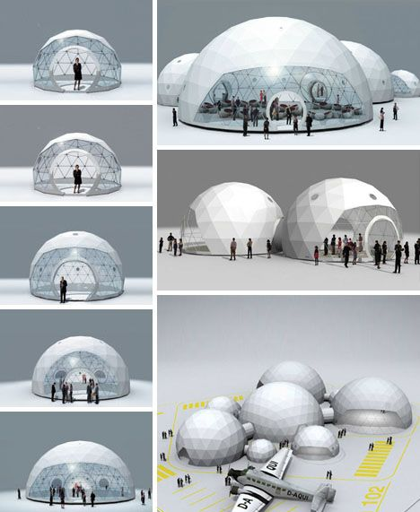 geodesic modular event spaces  Domos para Eventos Domoscerrotec.com