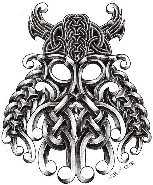 34 best Celtic Warrior Tattoo Drawings images on Pinterest