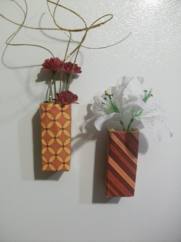 deco with toilet paper rolls