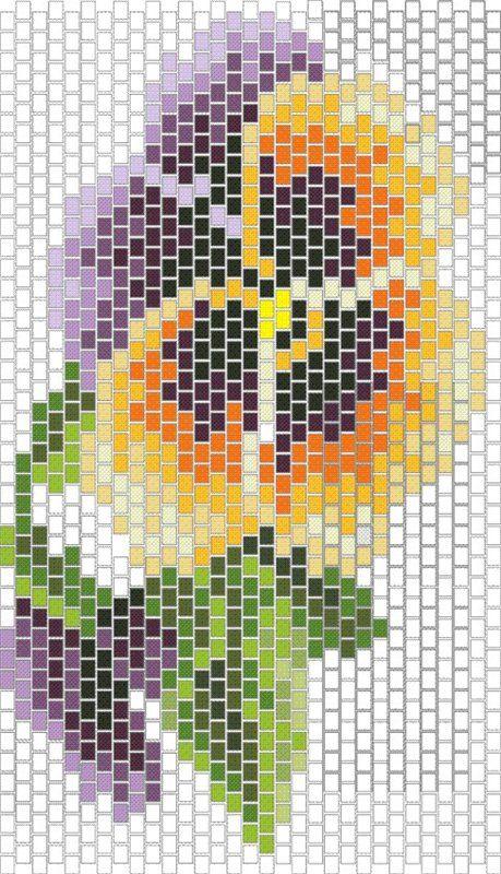 "Колье""Глазки от сглазки"" | biser.info - всё о бисере и бисерном творчестве"