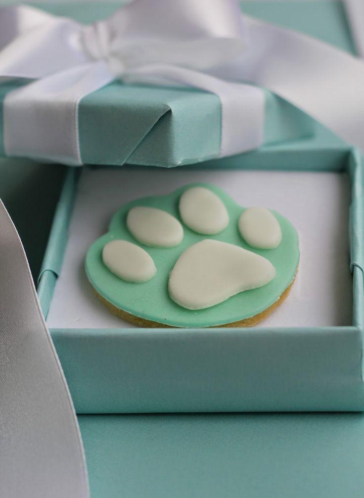 Svatební sušenky aneb Snídaně u Tiffanyho