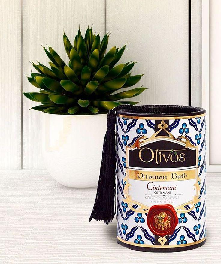 Türk hamamı ihtişamı şimdi banyolarınızda! #Olivos Osmanlı Serisi tüm #Macrocenter ve seçili #Migros mağazalarında!  #olivossoap