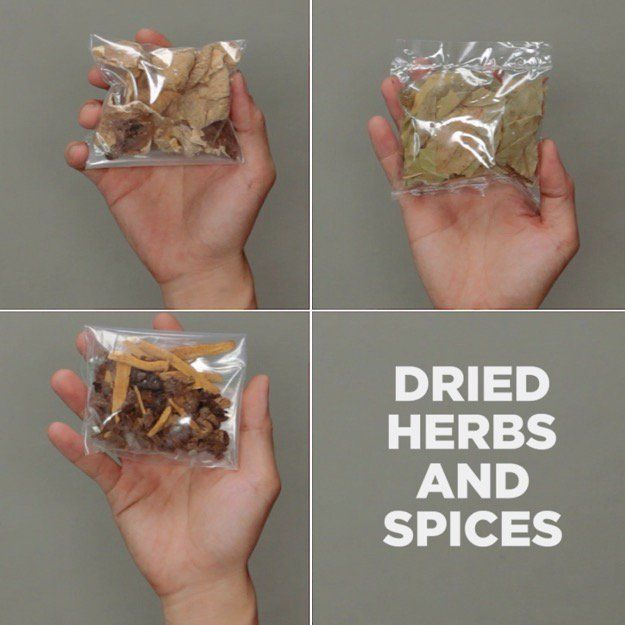 Survival Foods That Are Great During Short Term Disasters Dried Herbs and Spices