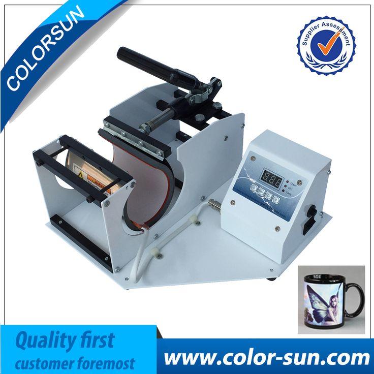 Portable Digital Mug Press Machine cups printer, Cup Heat Press machine,Thermal transfer baking cup machine #Affiliate