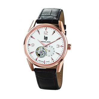 Montre LIP Himalaya coeur ouvert 671254 Cette montre phare de la marque #LIP est chez Carador ! Design élégant !