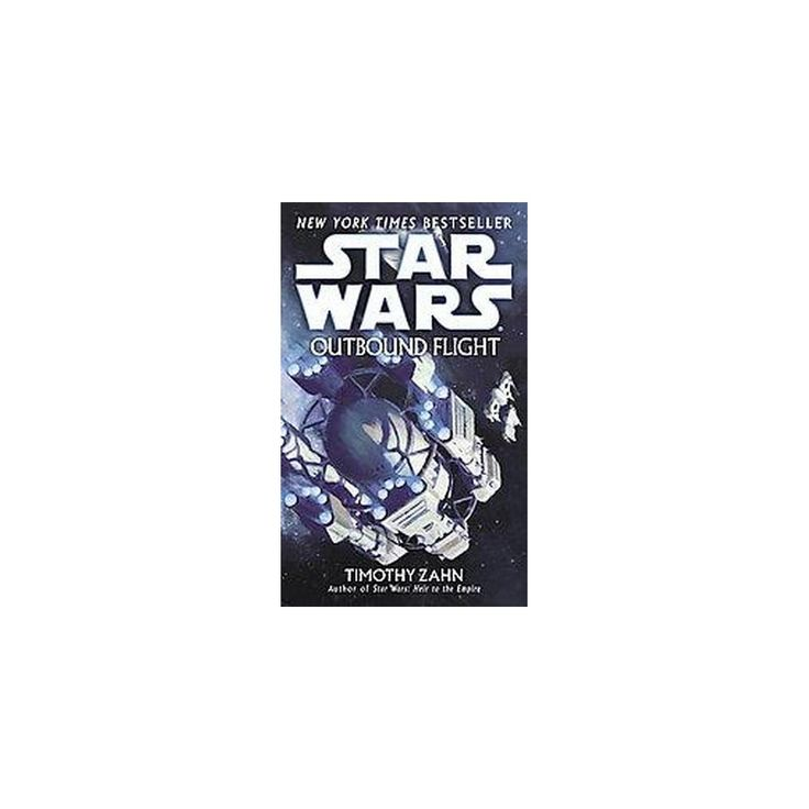 Star Wars: Outbound Flight (Reprint) (Paperback) (Timothy Zahn)
