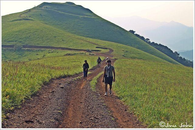 towards kodachadri peak