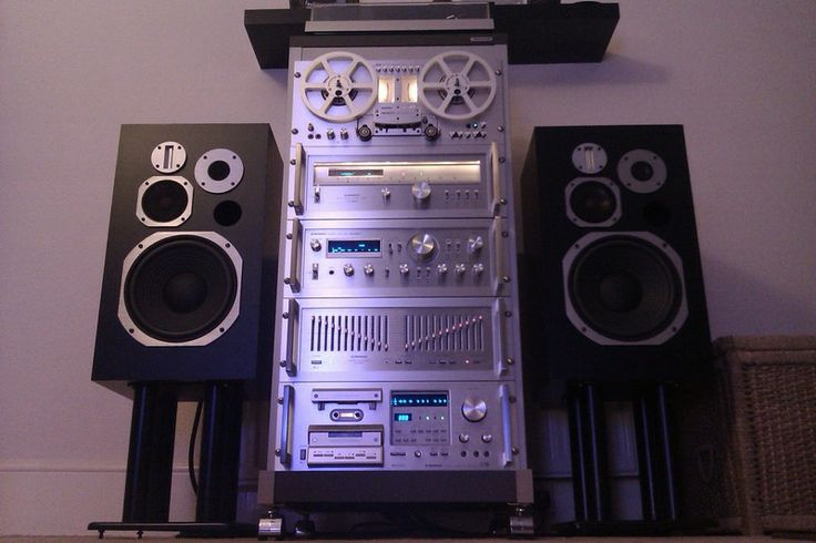 Pioneer       Rack       Stereo       System      Vintage Electronics   Pinterest