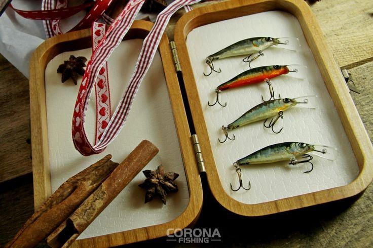 Zestawy prezentowe dla łowców pstrągów #wędkarstwo #prezenty #pomysłnaprezent