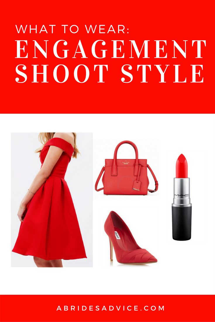 Engagement Shoot Outfits | Engagement Photos | Engagement Photography | Engagement Party | A Bride's Advice