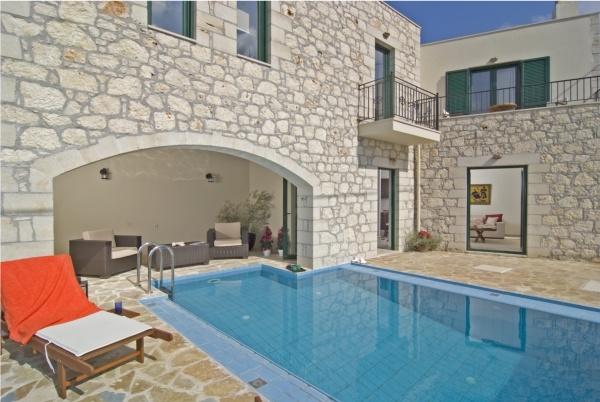 Villa Gelasia in Chania Crete
