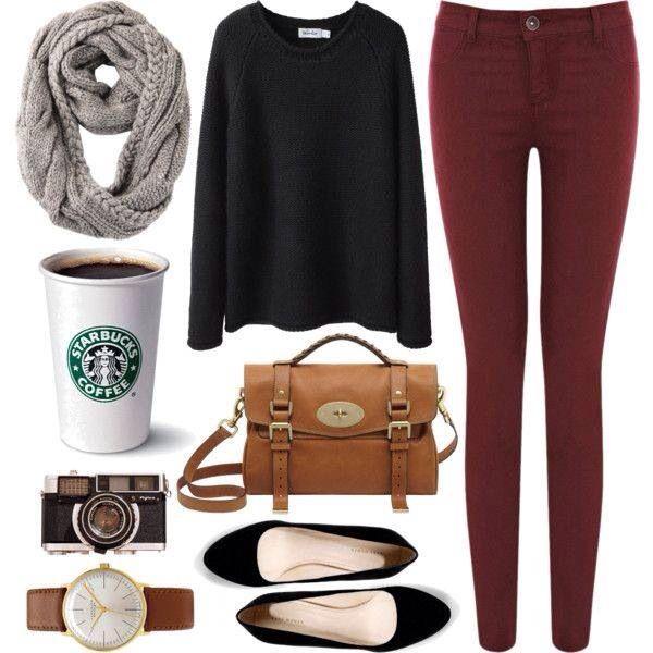 Perfect outfit. Amo los pantalones, quiero unos así