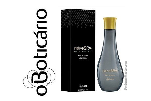 O Boticario Nativa Spa Terapia Do Caviar Perfume - PerfumeMaster.org