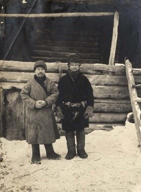 Russian peasants 1911