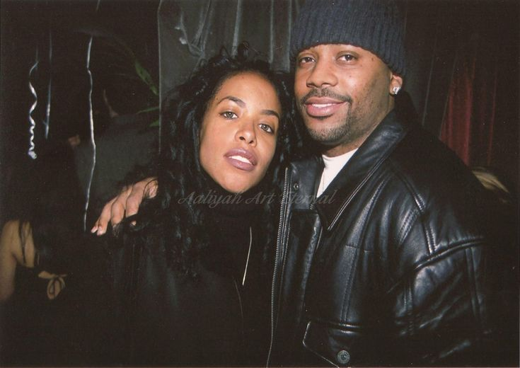 aaliyah and damon dash | Aaliyah /.\aliyah *RARE*@Stephanie Pullins