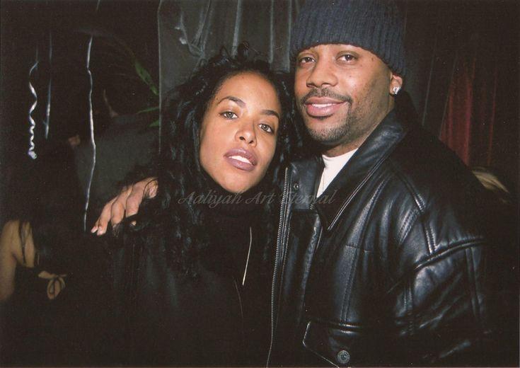 aaliyah and damon dash | Aaliyah /.\aliyah *RARE*@Stephanie Pullins
