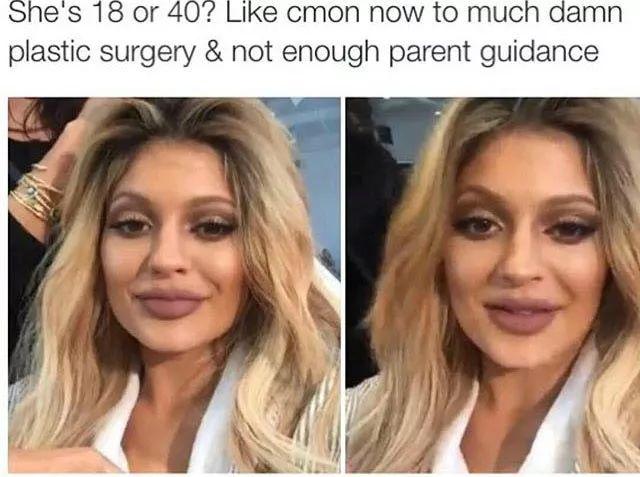 Kylie Jenner Memes Oh Hhheeeeeeeeeelll No Funny V