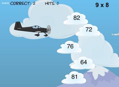 Ο ΖΩΗΡΟΣ ΜΑΘΗΤΗΣ ΤΗΣ ΔΕΥΤΕΡΑΣ!: Πόσο καλός/ή αεροπόρος είσαι; (παιχνίδι προπαίδειας)