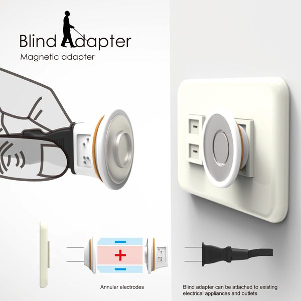 Another Adapter For The Blind!