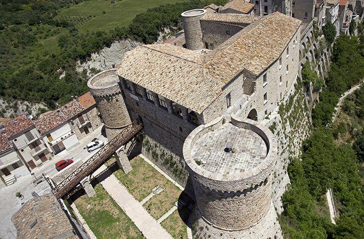 Castello Angioino - Civitacampomarano - Molise - Italy