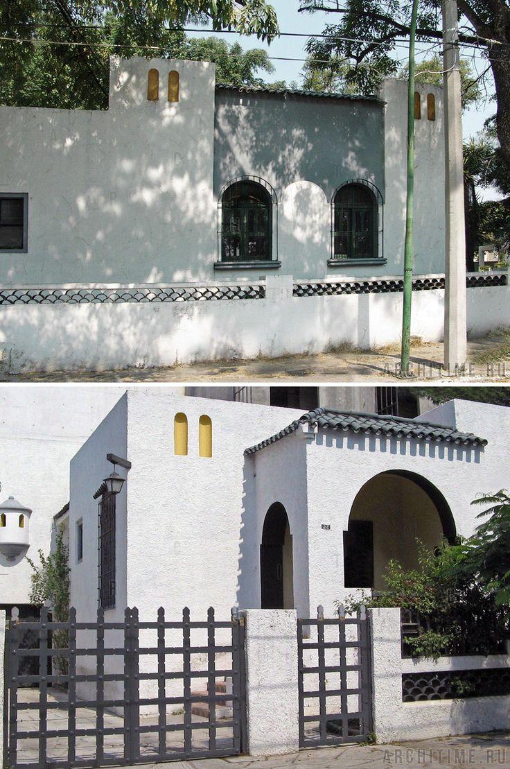 Дом Франко (Casa Franco). Гвадалахара, Мексика  (1929 г.)