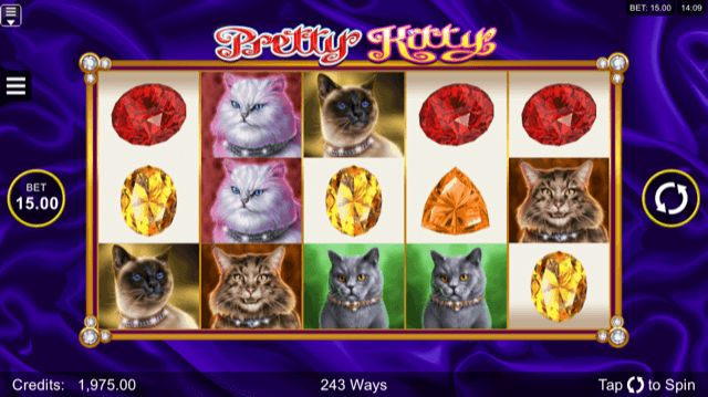 Pretty Kitty Slot Review | Microgaming