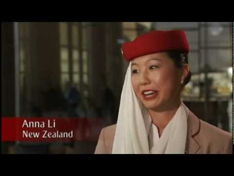 International Cabin Crew - Emirates Airlines