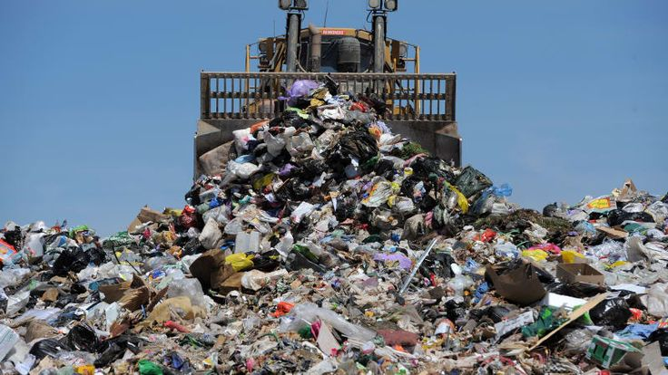 Hidden power Sydney dump to turn plastic into fuel https