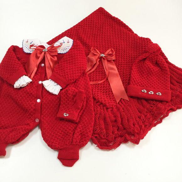 f128345cbf Compre Saída de Maternidade Menino!! no Elo7 por R  130