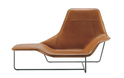 Lama lounge chair by Ludovica + Roberto Palomba.