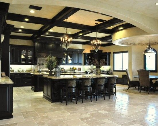 They Should Name This Kitchen Design After Me Wow Mediterranean