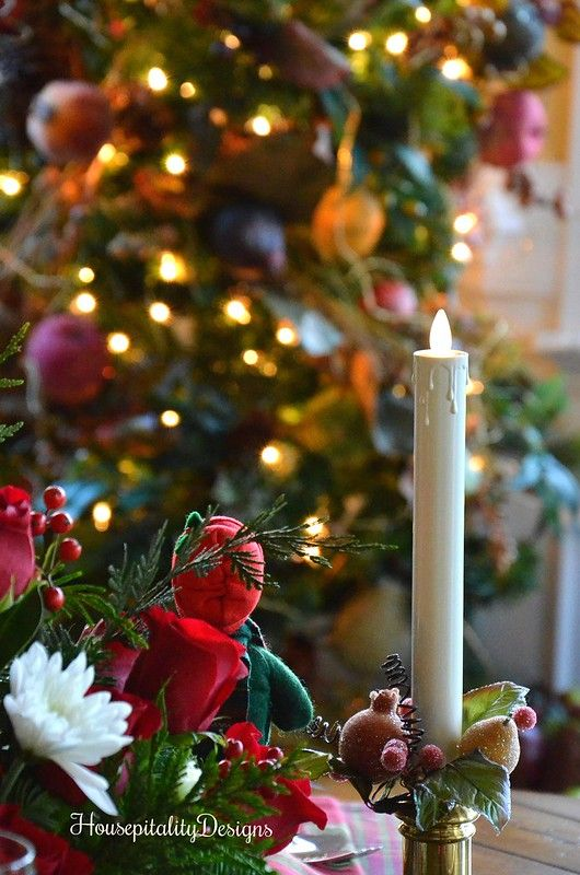Christmas Traditions in the Dining Room – Old World Christmas