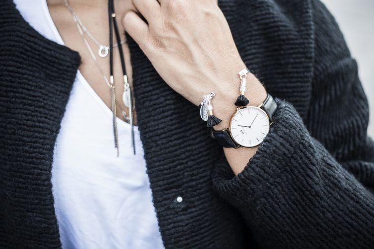 Collier CORDA et bracelet MIZI par Luxetto