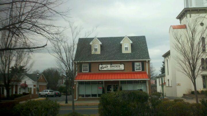 Shoe Store Moorestown Nj