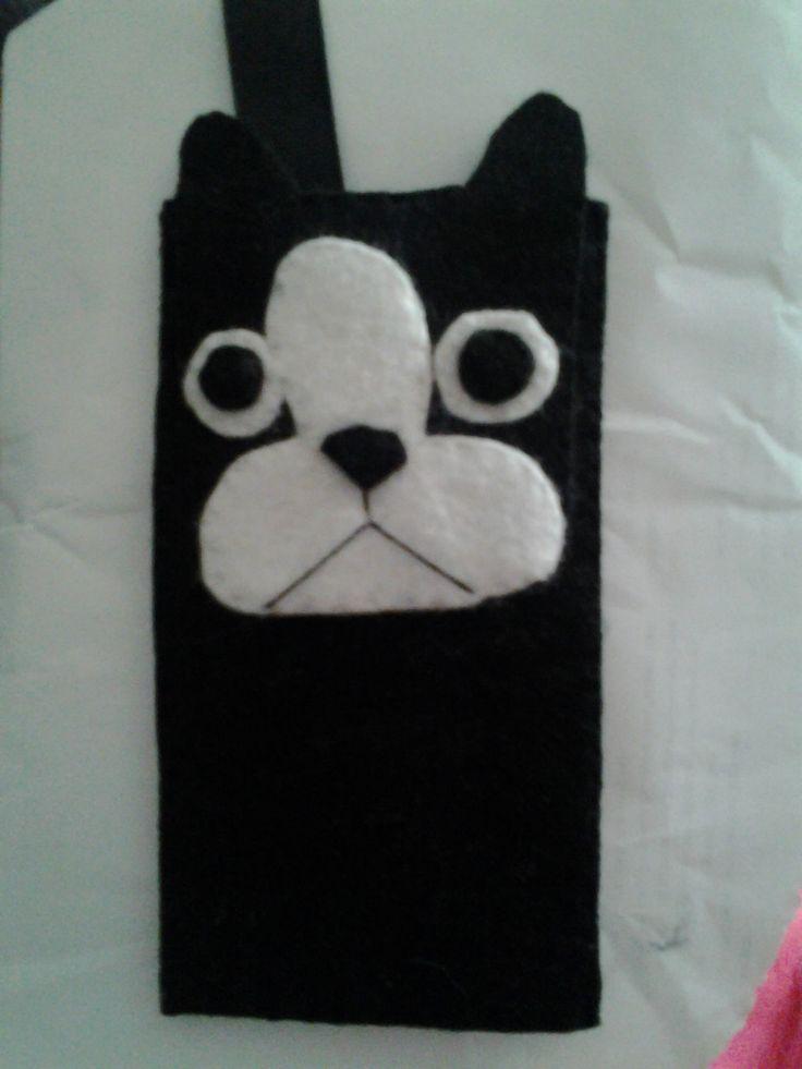 Nelson iphone case Felt animal