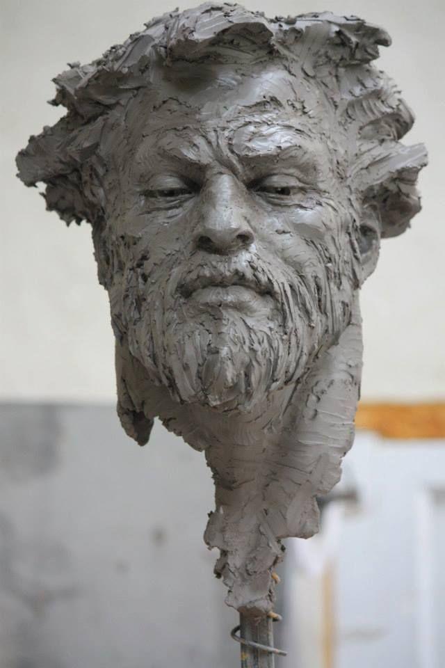 Oltre 1000 idee su Sculture Di Argilla su Pinterest  Scultura ...