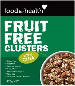 Another from Food for Health.  Perfectly gluten free, perfectly delicious.  Endorsed by Coeliac Australia.