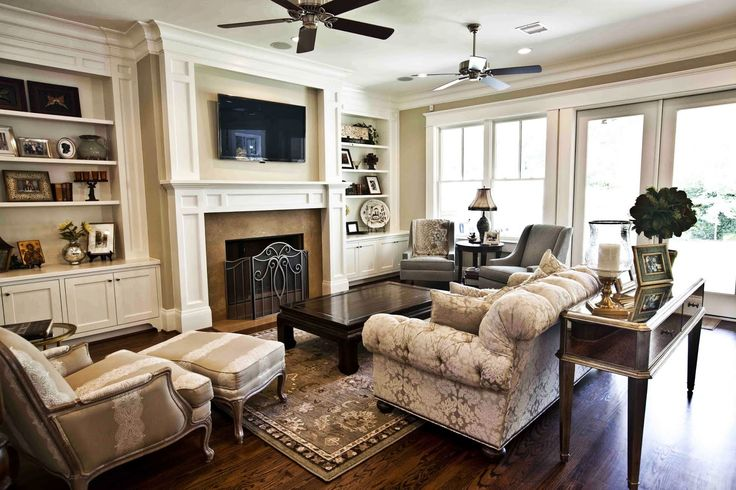 New Craftsman Home Photo Shoot - Cedar Hill Farmhouse - love the mix of furniture. colors, patterns etc.