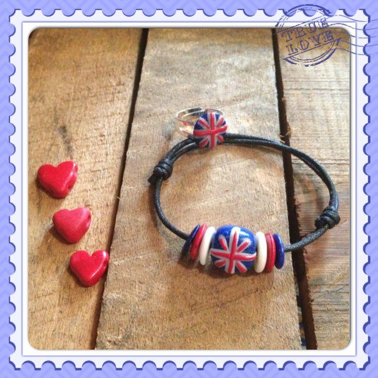bracelet réglable UK :)