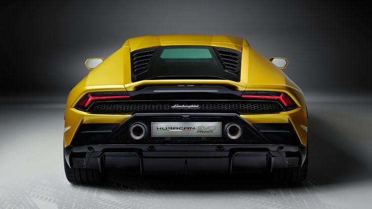New Lamborghini Huracan EVO RWD unveiled in 2020 ...