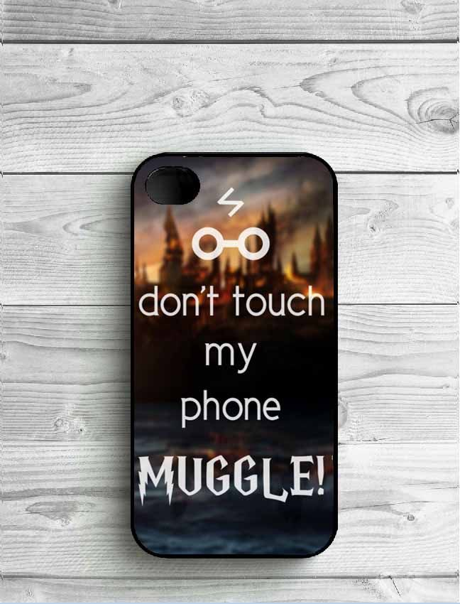 Don't Touch My Phone, Muggle!     Tag a friend who would love this!     FREE Shipping Worldwide     Buy one here---> https://www.phonecasegalaxy.com/product/dont-touch-my-phone-muggle/