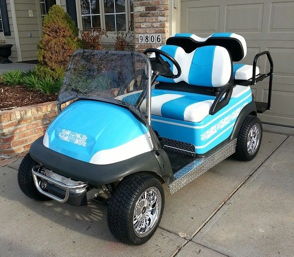 21 Best Images About Golf Cart Ideas On Pinterest Cars