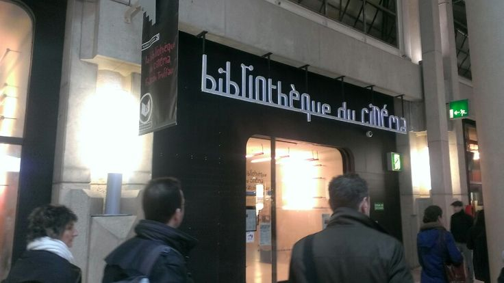 Bibliothèque du cinéma François Truffaut , Paris, Île-de-France