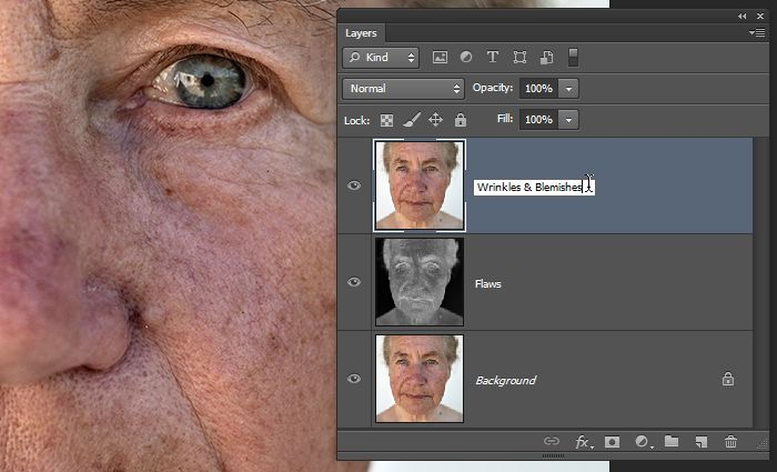 How to Retouch and Airbrush Skin in Photoshop   Photoshop Tutorials
