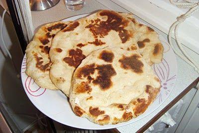 Mariells recept: Naan bröd