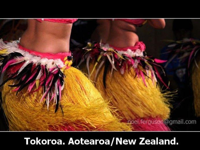 Tokoroa Cook Island Dancers