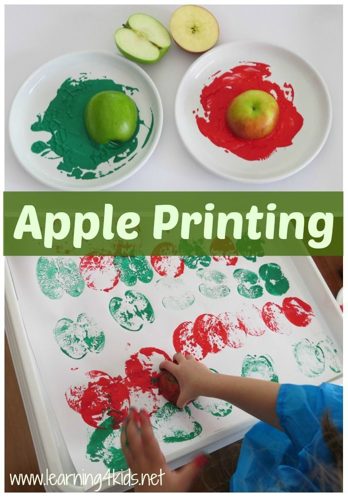 preschool apple crafts alphabet activities for toddlers apple printing 2738